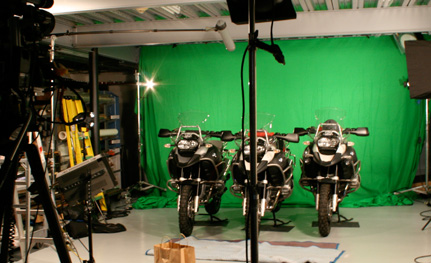 Are green screen shoots right for you?