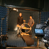 Challenges of video recording in Anechoic chambers